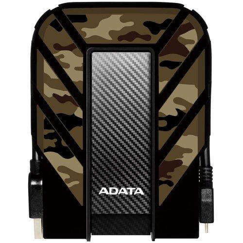 Фото - Внешний HDD ADATA HD710M Pro 1 TB, камуфляж внешний hdd adata hd710 pro 2 tb красный