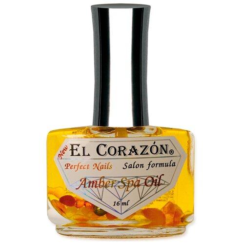Купить Масло EL Corazon Perfect Nails Amber Spa №437 (кисточка), 16 мл