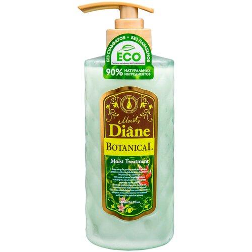 Moist Diane кондиционер Botanical Moist Увлажнение, 480 мл moist diane кондиционер для