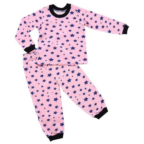 Купить Пижама детская (интерлок) П808З (116 рост), Toontex, Домашняя одежда