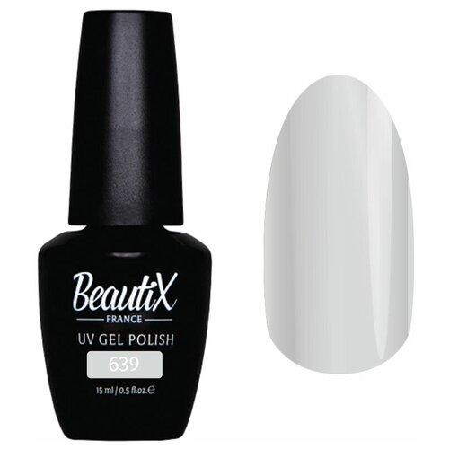 Гель-лак для ногтей Beautix First Impression, 15 мл, 639 гель лак beautix фруктовый поцелуй 15 мл оттенок 415