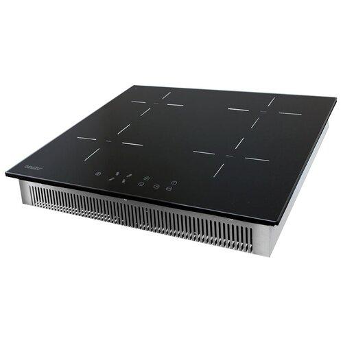Фото - Индукционная варочная панель Ginzzu HCI-409 индукционная варочная панель ginzzu hci 309