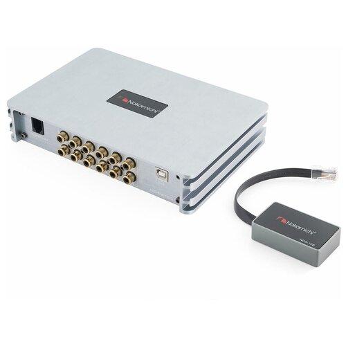 Автомобильный звуковой процессор BT Nakamichi NDS6120