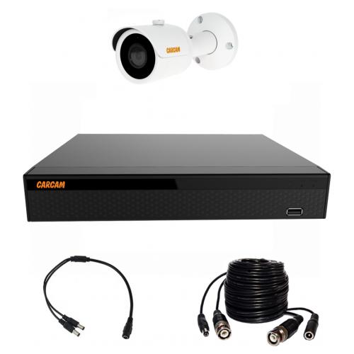 Готовый комплект видеонаблюдения CARCAM KIT 2M-19