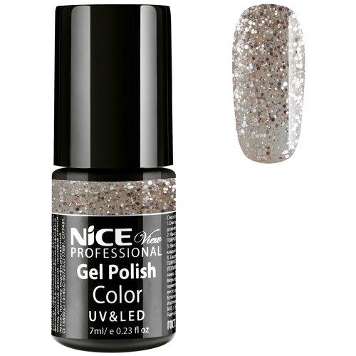 Купить Гель-лак для ногтей Nice View UV&LED, 7 мл, GL-85