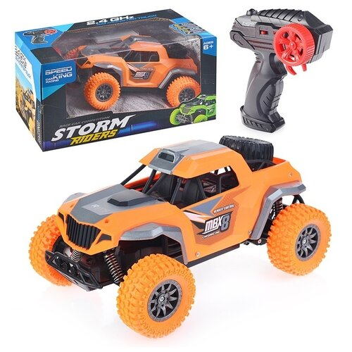 Купить Машина р/у Oubaoloon 2, 4 GHz, в коробке (9040-1F), Радиоуправляемые игрушки