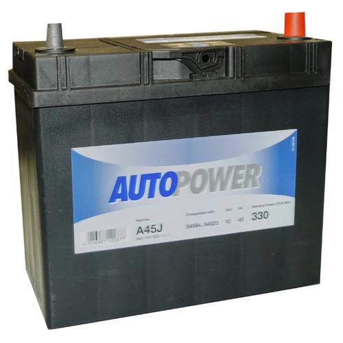 Автомобильный аккумулятор Autopower A45J