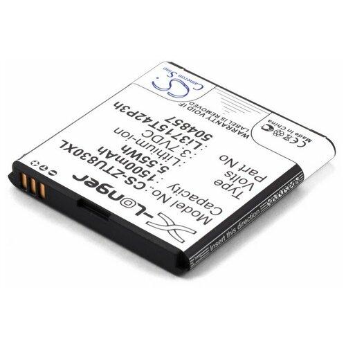 Аккумулятор для ZTE V811, Билайн Smart 2 (Li3712T42P3H504857-H) аккумулятор для телефонов zte v811 билайн smart 2