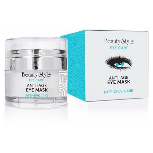 Фото - Beauty Style Маска для области вокруг глаз омолаживающая, 15 мл омолаживающая крем маска матриксил beauty style 50 мл