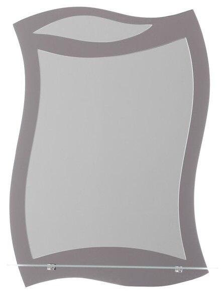 Зеркало «Чикаго», настенное, с полочкой, 49х72,5 см 1179004 — купить по выгодной цене на Яндекс.Маркете