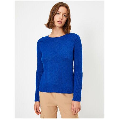 Джемпер KOTON, размер M(38), 665 синий