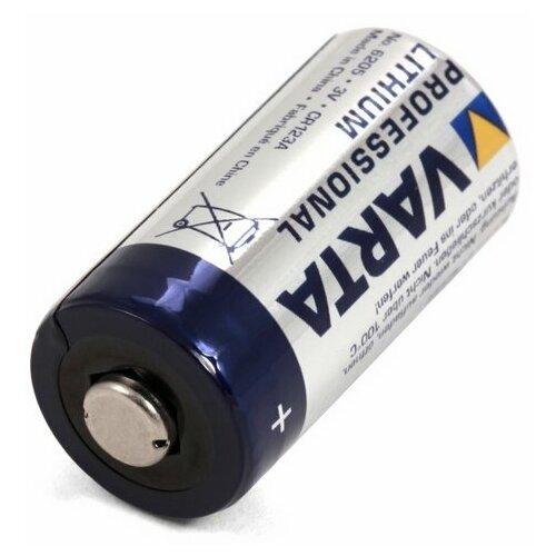 Фото - Батарейка литиевая VARTA Professional Lithium, 3V (CR123) батарейка cr2016 литиевая varta cr2016 3v 1 шт