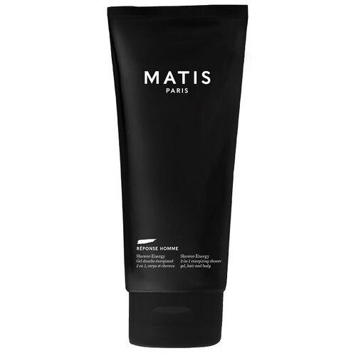 Matis Гель для душа 2-в-1 REPONSE HOMME, 200 мл