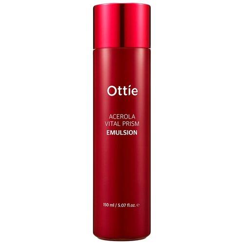 Ottie Acerola Vital Prism Emulsion Увлажняющая эмульсия для лица, 150 мл