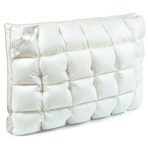 Подушка из волокна с эвкалиптом батист De Miel Provence Rose 50х70