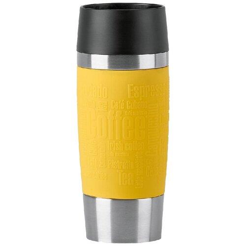 Фото - Термокружка EMSA Travel Mug Classic, 0.36 л желтый термокружка emsa travel mug grande 0 5 л красный