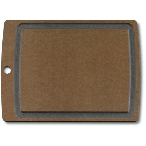Фото - Разделочная доска VICTORINOX 7.4114, 36.8х28.6 см, коричневый разделочная доска paderno 42538 53х32 5 см коричневый