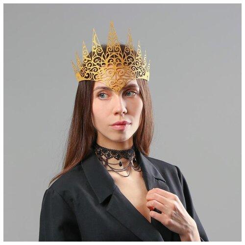 Карнавальный набор Королева ночи чокер, диадема 5169386