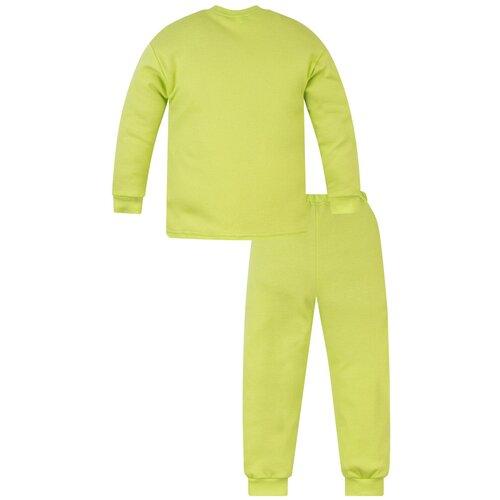 Купить Пижама детская 800п, Утенок, рост 98 см, салат_кактусы, Домашняя одежда