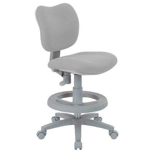 Компьютерное кресло RIFFORMA Rifforma-21 детское, обивка: текстиль, цвет: серый компьютерное кресло rifforma comfort 32 с чехлом детское обивка текстиль цвет розовый