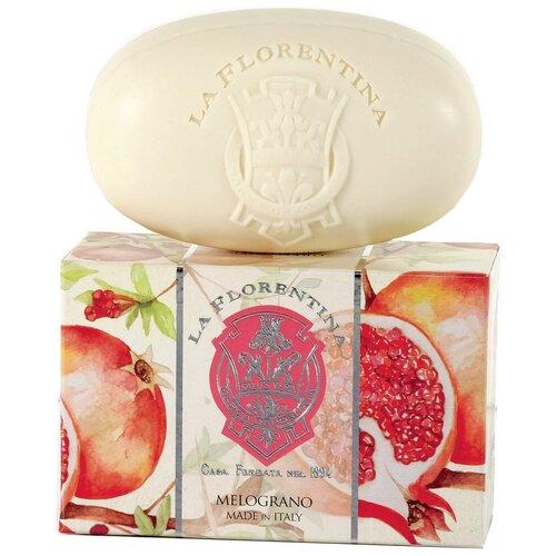 Купить Мыло кусковое La Florentina Pomegranate, 300 г