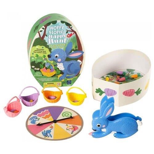 Купить Настольная игра Learning Resources Счастливая охота крольчонка Хоппи Флоппи, Настольные игры