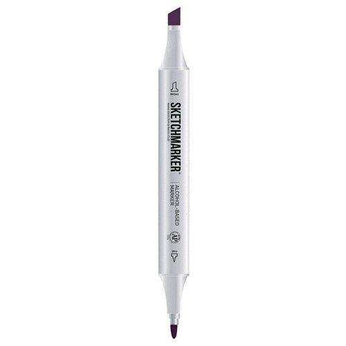 Фото - SketchMarker Маркер на спиртовой основе V60 plum sketchmarker маркер на спиртовой основе br11 mustard