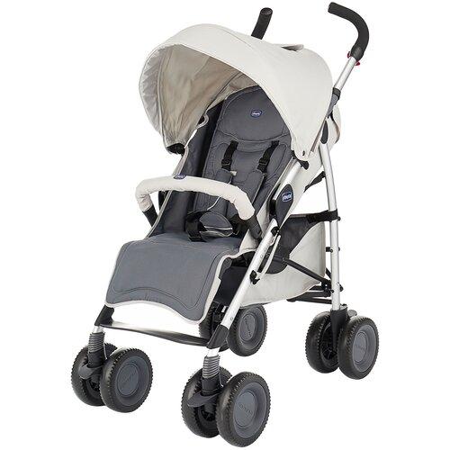 Прогулочная коляска Chicco Multiway, sandshell прогулочная коляска chicco trolleyme stone