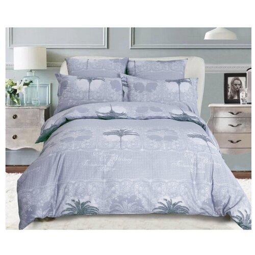 Фото - Постельное белье семейное СайлиД A-192, поплин, 70 х 70 см голубой постельное белье stefan landsberg flicker семейное