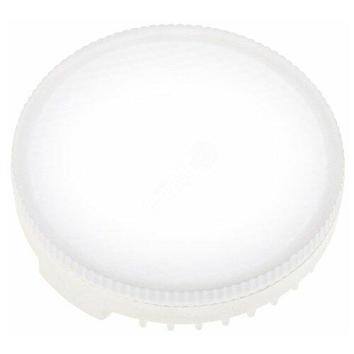 Фото - Лампа светодиодная jazzway 5011281, GX53, 8Вт лампа светодиодная jazzway pled 1300lm gx53 gx53 15вт