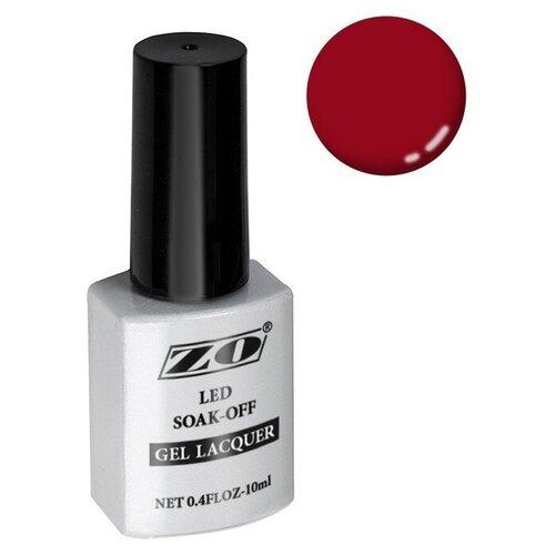 Купить Гель-лак для ногтей ZO mGL, 10 мл, 049 бордово-малиновый