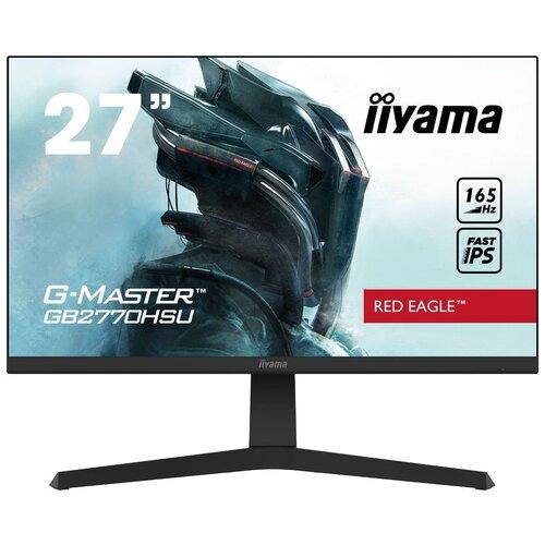 "Монитор Iiyama G-Master GB2770HSU-B1 27"" черный"
