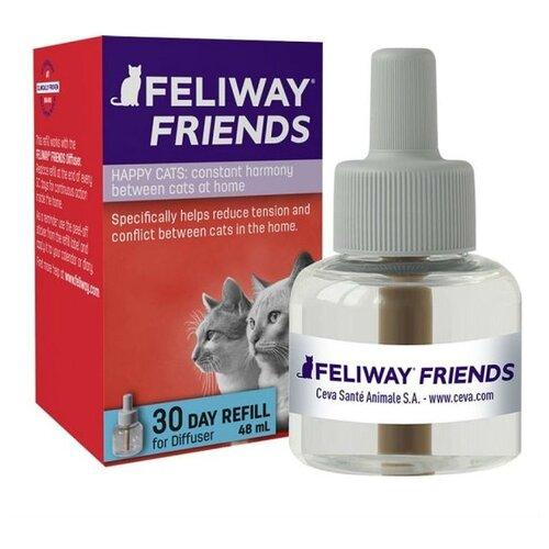 Сева Феливей Friends для кошек сменный флакон, 48 мл