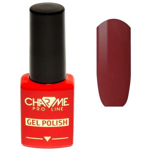 Купить Гель-лак для ногтей CHARME Pro Line, 10 мл, 023 - глубокий карминовый