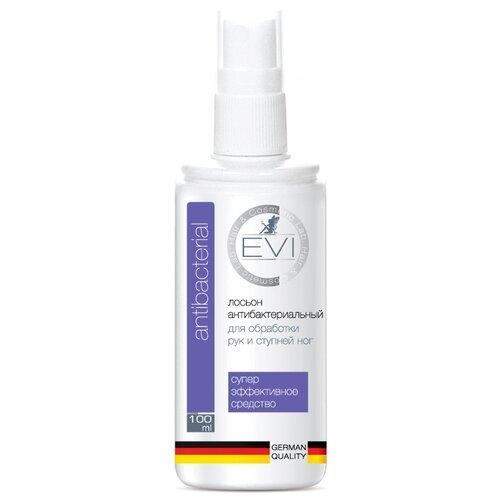 Лосьон Evi Professional антибактериальный для обработки рук и ступней ног 100 мл