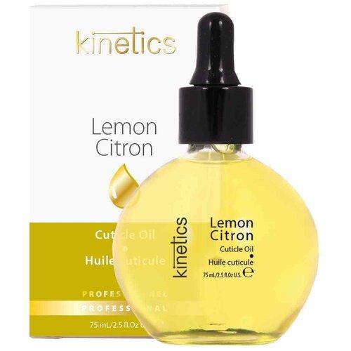 Масло KINETICS Professional Lemon (пипетка), 75 мл