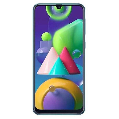 Смартфон Samsung Galaxy M21, бирюзовый