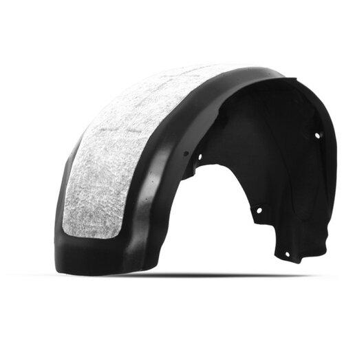 крышка двигателя 2 0 литра chn для haval h6 coupe 2017 Подкрылок Totem с шумоизоляцией HAVAL H6 Coupe, 2017-, кроссовер (задний правый), TOTEM.S.99.05.004