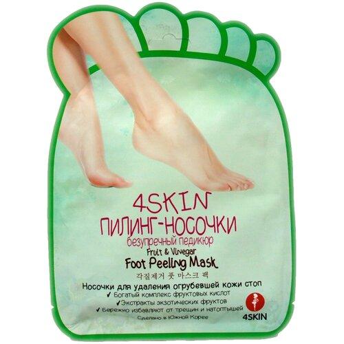 Купить 4Skin Пилинг-носочки Безупречный педикюр 40 г