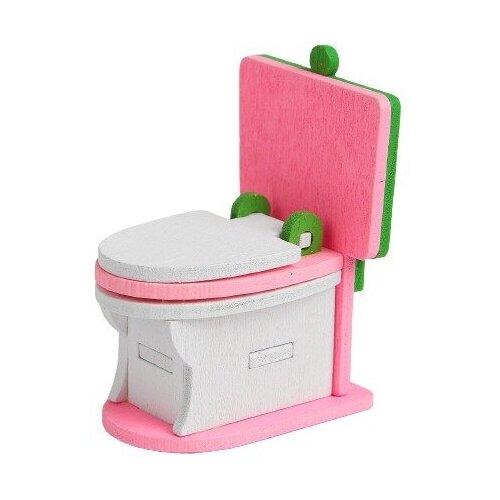 Мебель для кукол «Ванная с зеркалом»
