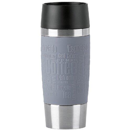 Фото - Термокружка EMSA Travel Mug Classic, 0.36 л серый термокружка emsa travel mug grande 0 5 л красный