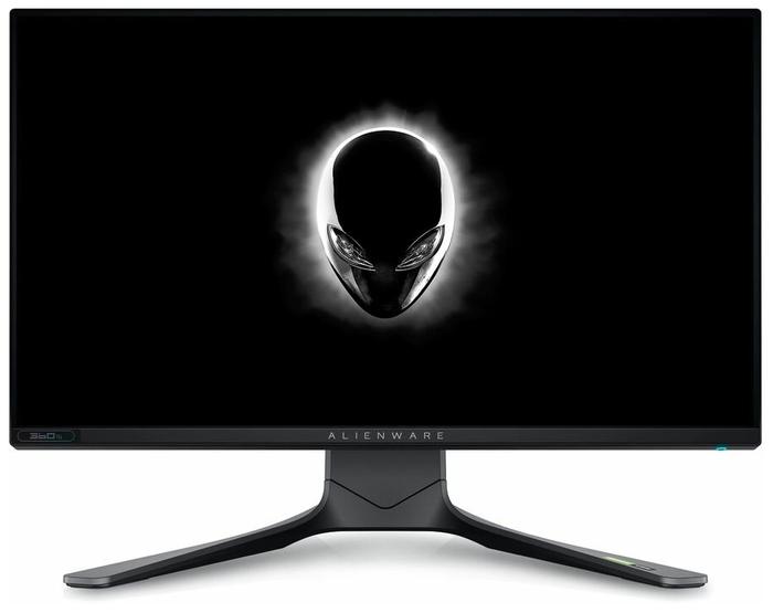 """Монитор Alienware AW2521H 24.5"""" — купить по выгодной цене на Яндекс.Маркете"""
