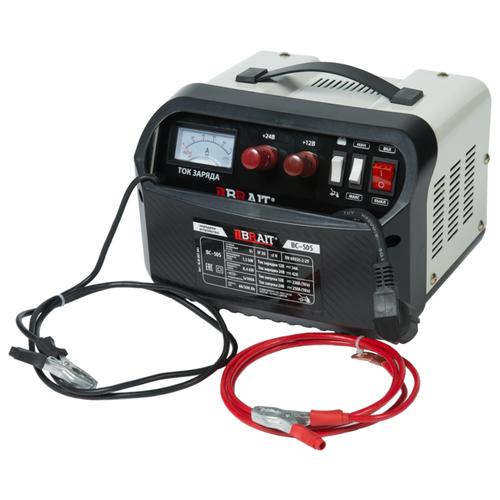 Пуско-зарядное устройство BRAIT BC-50S черный