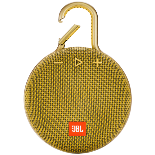 Фото - Портативная акустика JBL CLIP 3, mustard yellow портативная акустика jbl clip 3 green