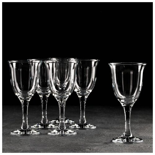 Набор бокалов для вина 300 мл