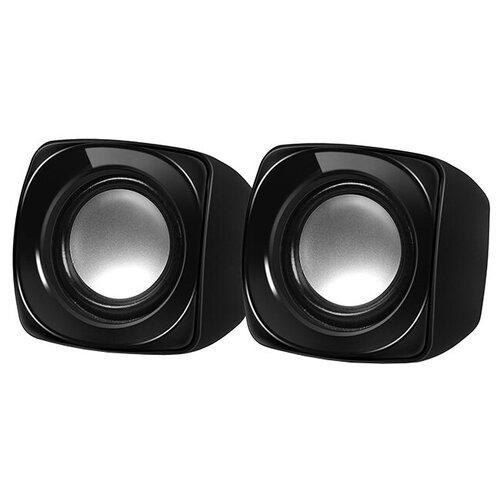 Компьютерная акустика SVEN 120 черный портативная акустика sven ps 68 черный