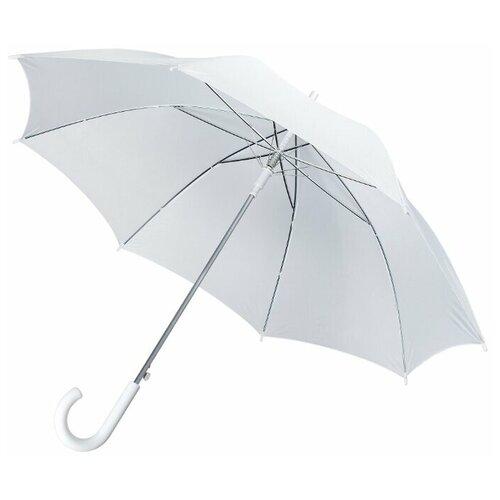 Фото - Зонт-трость полуавтомат Unit Promo (1233) белый зонт трость unit promo желтый