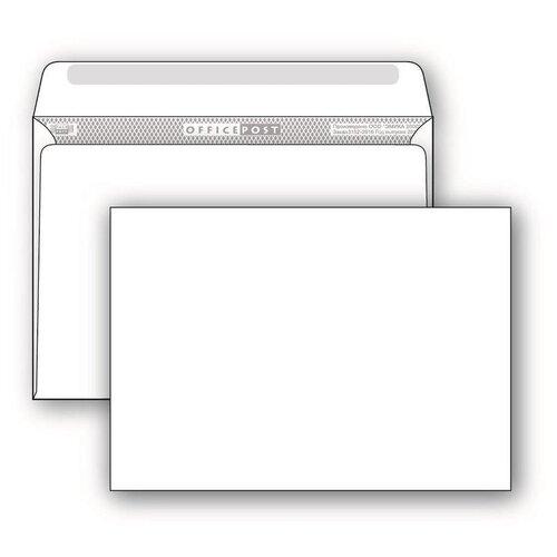 Конверт PACKPOST OfficePost C4 (229 х 324 мм) 50 шт., Конверты  - купить со скидкой
