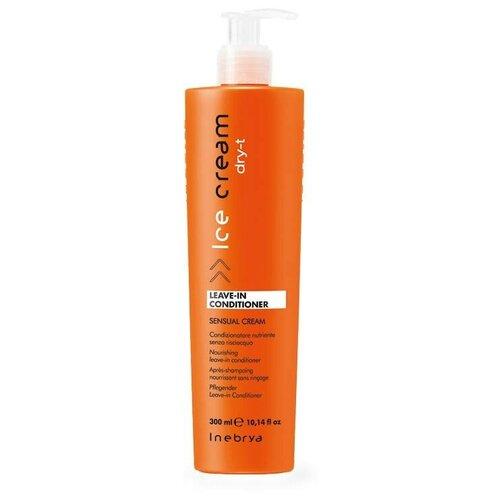 Купить INEBRYA несмываемый кондиционер для волос Ice Cream dry-t Sensual Cream, 300 мл