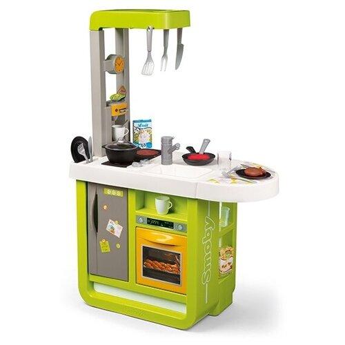 Кухня Smoby Cherry 310900 белый/зеленый